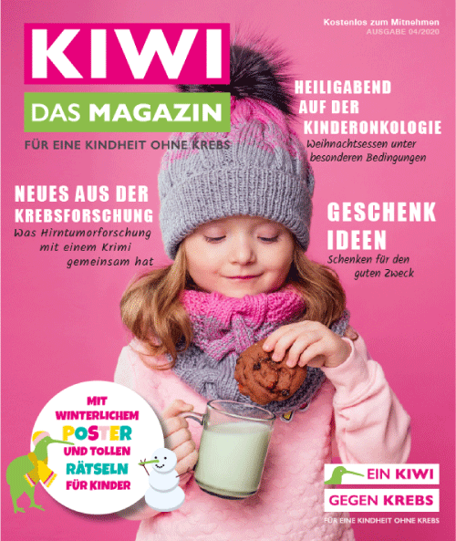 Cover Kiwi Magazin 012020